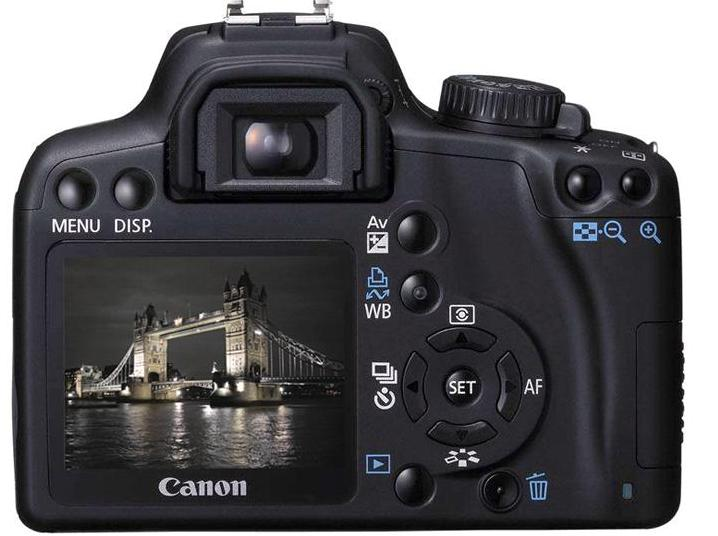 Photography tour in london - DSLR Camera